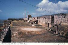 Fort Charlotte Kingstown St. Vincent & The Grenadines, Caribbean --- Postcard