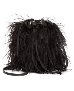 Steve Madden Women Black Noel Mini Pouch Crossbody NWT 68$+TAX