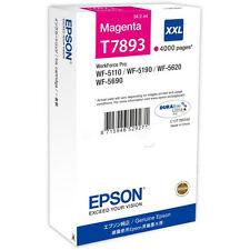 Epson T7893 XXL Tintenpatrone - Magenta