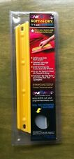 """Original One Pass Water Blade Soft-N-Dry T Bar Silicone Squeegee 11"""" Waterblade"""