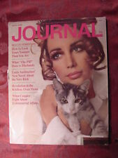 LADIES HOME JOURNAL January 1969 JEAN-CLAUDE KILLY LOUIS AUCHINCLOSS ++