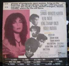 Sandii & the Sunsetz + David Sylvain Sire 1982 + insert