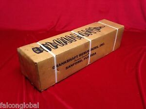 GM 3.8 231 Chevrolet Olds Buick Crankshaft Kit 1991-94