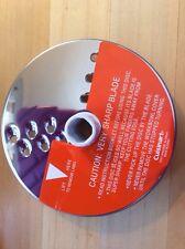 "Cuisinart Food Processor Blade Disc 5"" Shredding slicing Replacement"