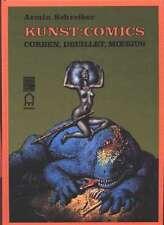 Kunst:Comics - Corben, Druillet, Moebius