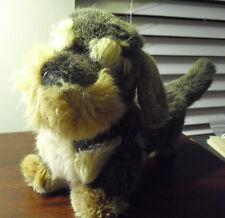 """Cool Modern Steiff Long Weiner Puppy Dog Stuffed Animal 8"""" Tall"""