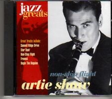 (DF45) Jazz Greats No 016 CD, Artie Shaw