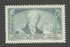 France - Timbres neufs ** - Delessert - N° 303 - 1935 - TB