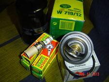 4x Zündkerzen Thermostat Ölfilter VW T2 T3 Bus Trapo Transporter 1,9 Wasserboxer