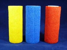 Selbsthaftende Bandagen flexible Bandage Haftbandage 10 cm x 2 m Haftbandagen