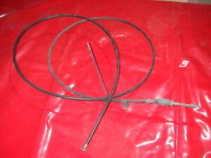 Brake Cable Rear Brake Line Brake Piaggio Hexagon LX 125 180