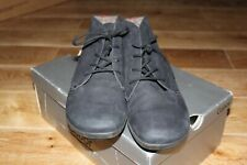 Gabor Fleet Navy nubuck ankle boots shoes. Size 4 (37) exc cond