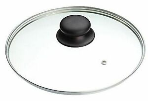 Tempered Glass Vented Spare Replacement Lid Saucepans Casseroles Frying Pan