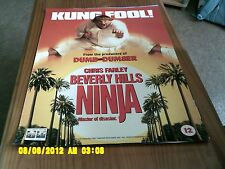 Beverly Hills Ninja (chris farley) Movie Poster A2