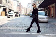 Decolté e sabot da donna Zara nero con tacco alto (8-11 cm)