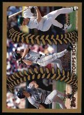 1999 Topps 457 Travis Lee Todd Helton Ben Grieve Oakland Athletics Baseball Card