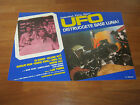FOTOBUSTA,1974,UFO Distruggete Base Luna,Shado,Kill Straker,Ed Bishop,Shaw,Neve