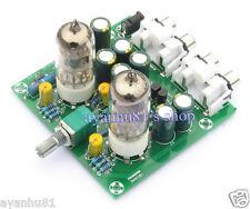 6J1 Valve Pre-amp Tube PreAmplifier Board Bass on Musical Fidelity X10-D kits