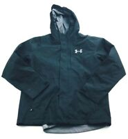 Under Armour Youth Boys Storm Wildwood 3-IN-1 Jacket Size Large Black ColdGear