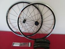 Campagnolo Super Light-weight 1395gr Zipp Pacenti Road Wheelset, QRs Tires Campy