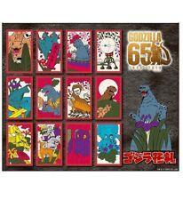 Hanafuda Godzilla / Playing Cards / Rare