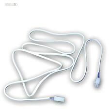 AMP NV SISTEMA AD INCASTRO 1,8M cavo di prolunga bianco 2 poli
