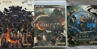 Lost Planet 2 Sony PlayStation 3 PS3 PAL Complete Black Label with sleeve