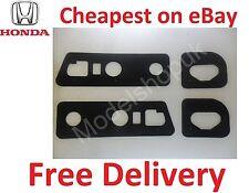1 set Honda CRX Rear Light Sponge Seals Gaskets Mk2 1988 to 1991