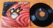 """Dark Star - Lady of Mars 7"""" SINGLE Spain 1981 NWOBHM"""