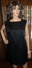 PIERRE BALMAIN Black Dress size 46 us sz 10  NEW