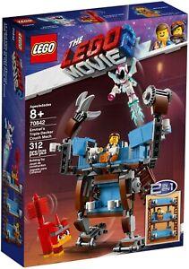 LEGO (The LEGO Movie 2) Emmet's Triple-Decker Couch Mech (#70842) NISB