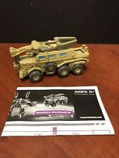 Transformers The First Movie Bonecrusher Loose Complete EM2159
