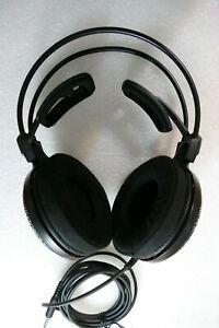 Audio Technica ATH-AD700X Audiophile Open-Air Over-Ear Headphones