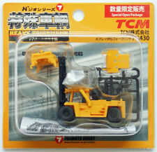 Fujimoto - TCM FD430 -Top Lift Container Carrier