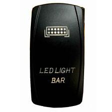 Tuff LED Lights - 2 way Rocker White Light Bar LED Switch High Quality