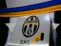 JUVE JUVENTUS TEAM JERSEY SZ 3XL Football Soccer PLAIN NO # ITALIA SERIE A