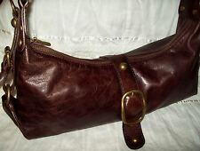 An original Claudio Ferrici, 100% real leather ladies handbag