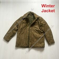 Winter Jacket, USSR Military Uniform Jacket, New Old Army Stock 70s'