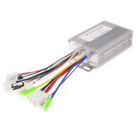 36V/48V 350W DC Electric Bicycle E-bike Scooter Brushless DC Motor Controller w/