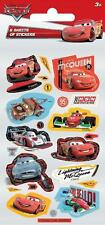 CARS LIGHTENING McQUEEN Party Stickers (6 Sheets) - Loot Bag Fillers