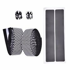 AGEKUSL Road Bike Cork Handlebar Wrap Bar Tape Bandage Comb Belt Grips Silicone