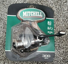 NEW, MITCHELL 300-C Reel,  5.1:1 Gear Ratio,  8 Bearning System,  10-14 lb. Line