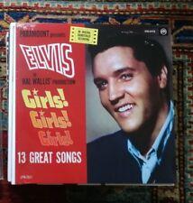 Elvis Presley LP Girls! Girls!  RSD 2018 LIMITED EDITION
