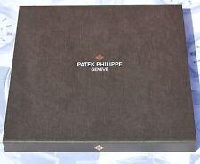 Bellissimo PATEK PHILIPPE foulard seta di qualità ORIGINALE raro 2015 con box