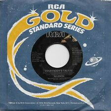 HARRY NILSSON  Everybody's Talkin' / I Guess The Lord Must Be In NYC 45