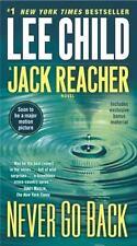 Never Go Back (Jack Reacher) - Acceptable - Child, Lee - Mass Market Paperback