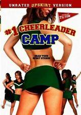 Cheerleader Camp 0686340246645 With Charlene Tilton DVD Region 1