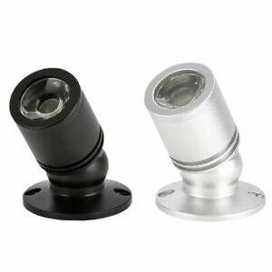 Mini 3W LED Ceiling Recessed Spot Light Fixture Adjustable Picture Showcase Lamp