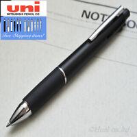 Uni ball Jetstream 4+1 Multi Colour pen 0.5mm-MP 4-BP MSXE5-10005 Black Body
