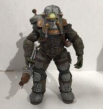 Bioshock 2 Big Daddy Player SUBJECT DELTA Action Figure NECA Loose